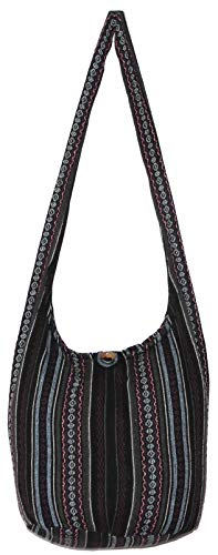 Crossbody Woven N0005 Hobo Tribal Bohemian Purse Boho Bag Hippie Shoulder Yn5wqZ