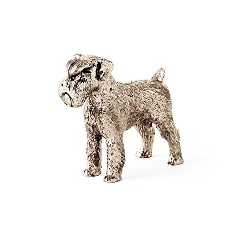 Schnauzer Made in UK Artistic Style Dog Figurine Collection