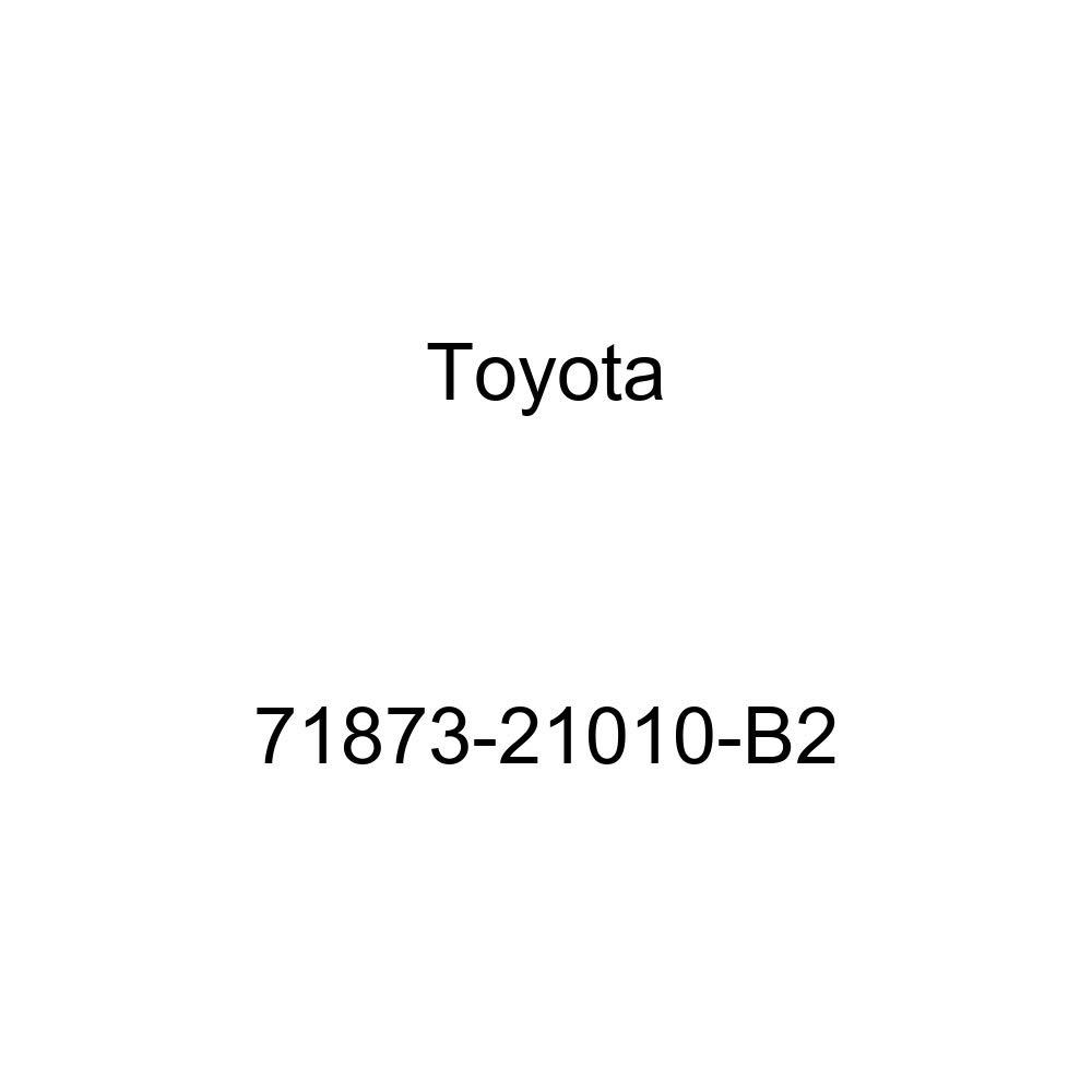 TOYOTA Genuine 71873-21010-B2 Seat Cushion Shield