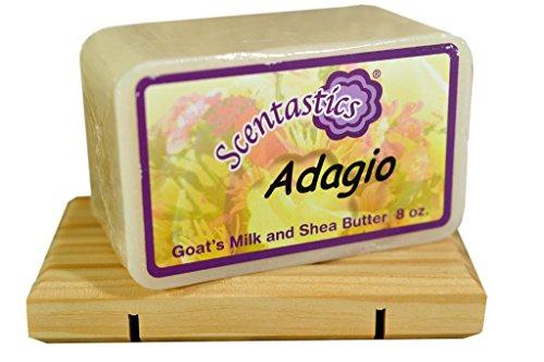 scentastics-goats-milk-and-shea-butter-adagio-soap-8-oz-bar