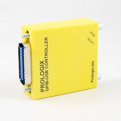 Prologix USB a GPIB Controlador: Amazon.es: Amazon.es