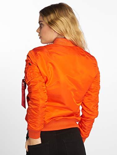 1 Ma Donna Industries Vf Wmn Trapuntato 59 Orange Flame Alpha q5E0BB