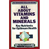 All about Vitamins and Minerals, , 0681407158