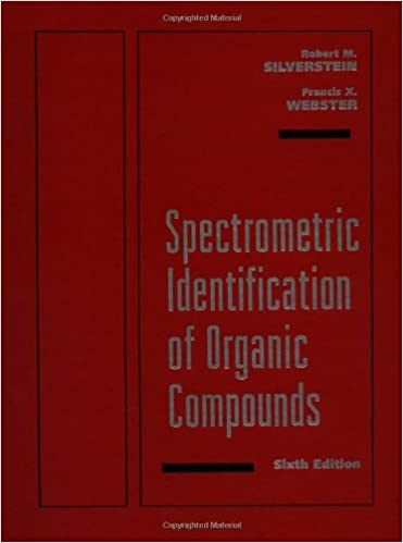 Amazon spectrometric identification of organic compounds spectrometric identification of organic compounds 6th edition fandeluxe Gallery