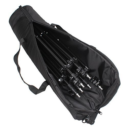 SUPON 85CM 34-inch Zipper Photography Photo Light Stand Tripod Carrying Bag Case Monopod Backpack by SUPON