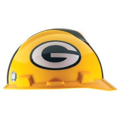 (MSA Officially-Licensed NFL V-Gard Helmets, Staz-On, Dallas Cowboys Logo )