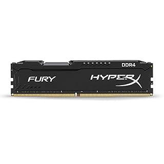Kingston HyperX FURY Black 8GB 2133MHz DDR4 Non-ECC CL14 DIMM Desktop Memory (HX421C14FB/8) (B00TY6A56U) | Amazon price tracker / tracking, Amazon price history charts, Amazon price watches, Amazon price drop alerts