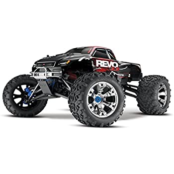 41n8HWGdZbL._SL500_AC_SS350_ amazon com traxxas 55077 1 jato 3 3 vehicle with 2 4 ghz radio traxxas revo 3.3 wiring diagram at highcare.asia