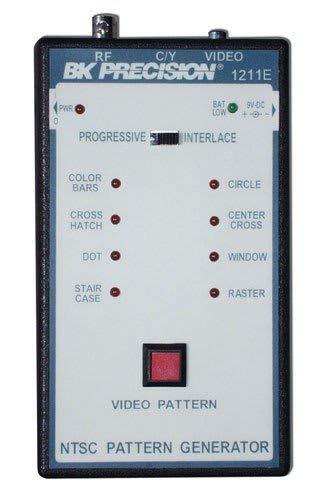 B&K Precision 1211E Handheld NTSC Pattern Generator,