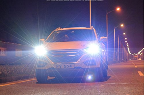 GOWE Car Styling 2010 2011 2012-2015 Head Lamp for Hyundai IX35 Headlights New Tuscon LED Headlight LED DRL Bi Xenon Lens Color Temperature:5000k;Wattage:55w 0
