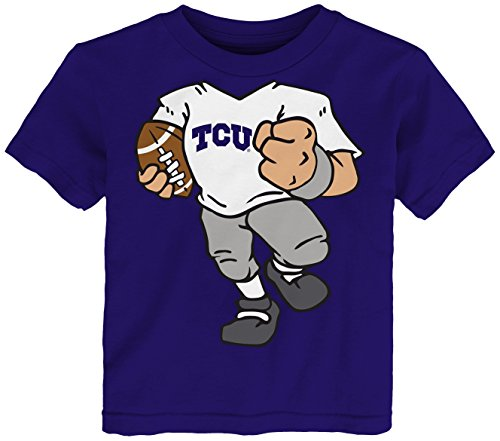 NCAA by Outerstuff NCAA Tcu Horned Frogs Toddler