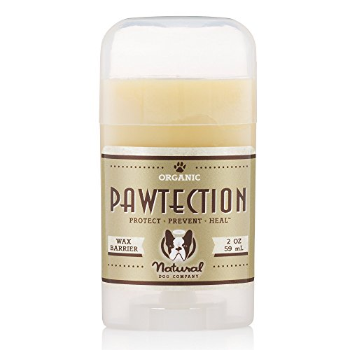 Natural Dog Company | PAWTECTION | for protecting dogs paw pads | ORGANIC, VEGAN | 2 oz stick
