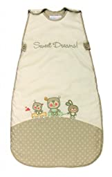LIMITED TIME OFFER! The Dream Bag Baby Sleeping Bag Sweet Dreams 6-18 Months 2.5 TOG - Beige