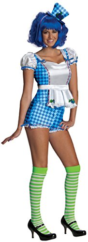 Secret Wishes Strawberry Shortcake berry Muffin and Accessories,Blue/White, XS ()