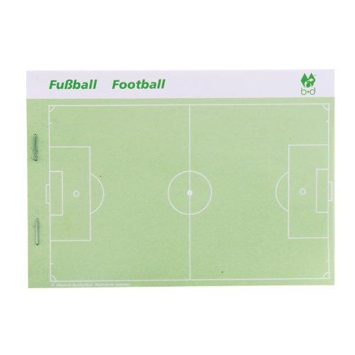 b+d Fußball-Notizblock