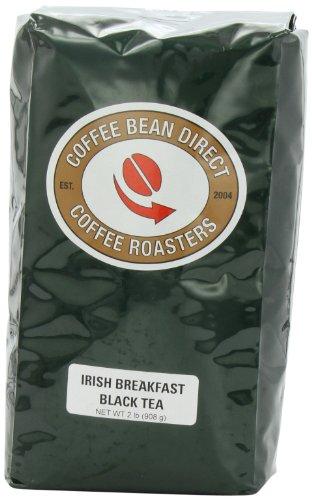 Coffee Bean Regulate Irish Breakfast Loose Leaf Tea, 2 Pound Bag