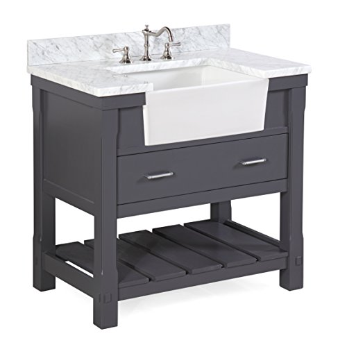 Farmhouse Bathroom Sinks - 3