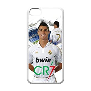 iPhone 5C Phone Case CRISTIANO RONALDO W66CR86446