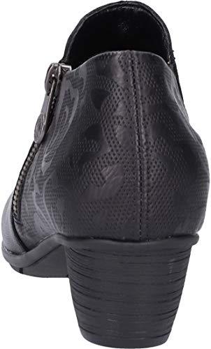 Femmes Remonte R7573 R7573 Escarpin Remonte Noir O4rrBdwx
