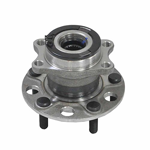 DRIVESTAR 512333 Brand New Rear Left or Right Wheel Hub & Bearing for Compass Patriot Caliber 4WD
