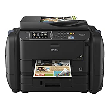 Epson WorkForce Pro WF-R4640 EcoTank Wireless Color All-in-One Supertank Printer