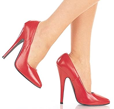 aeb92afa0a2 Pleaser Domina 420 6 inch high Heels Classic Court Shoes