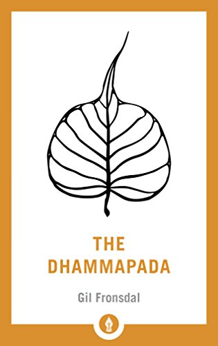 The Dhammapada: A New Translation of the Buddhist Classic (Shambhala Pocket Library)
