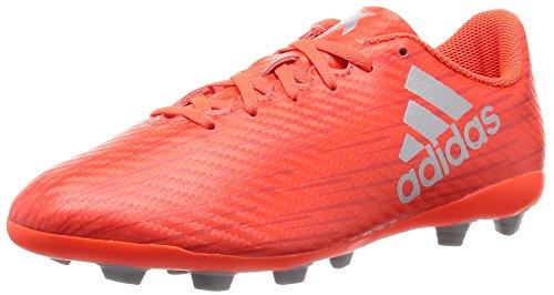 Hi Silver solar 16 De Varios Niños Botas X Red Adidas Fxg Para 4 Red res Metallic Colores Fútbol AqnZOfFOx