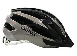 Livall MT1 Music - Casco de bicicleta, luz trasera, señal de giro ...