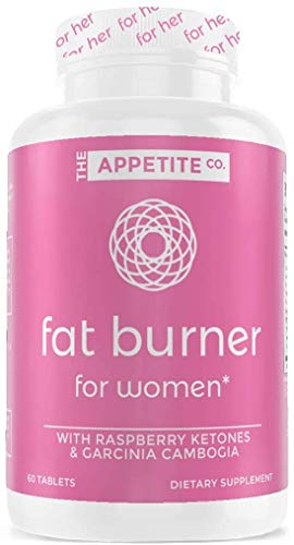 Appetite Suppressant | Weight Loss Pills for Women | Fat Burner for Women | Boost Energy & Metabolic Rate | Keto Pills…