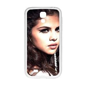 Selena Gomez Pattern Plastic Case For Samsung Galaxy S4