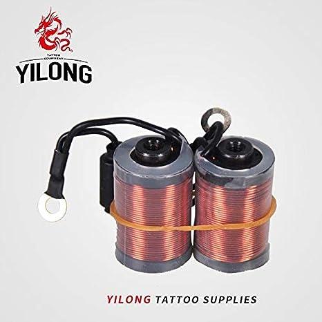 Buy Generic Yilong 10 Wraps Tattoo Supply New Tattoo Machine Gun