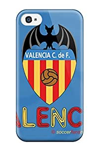 Awesome Design Valencia Fc Logo Hard Case Cover For Iphone 4/4s