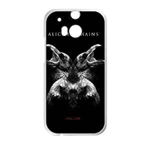 HTC One M8 Phone Case Alice In Chains F6419646