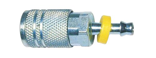 Amflo C26-44L Coupler 3//8 I//M Design Lock-On 3//8 ID Steel