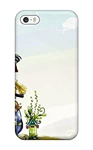 Durable Defender Case For Iphone 5/5s PC Cover(happy Autumn Day )