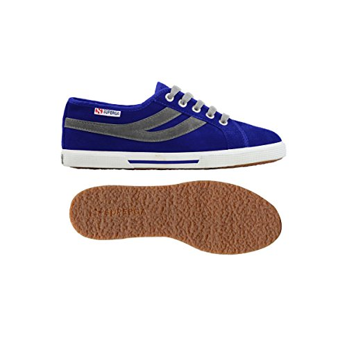 Sneakers - 2951-sueu Intense Blue-GreyMnl