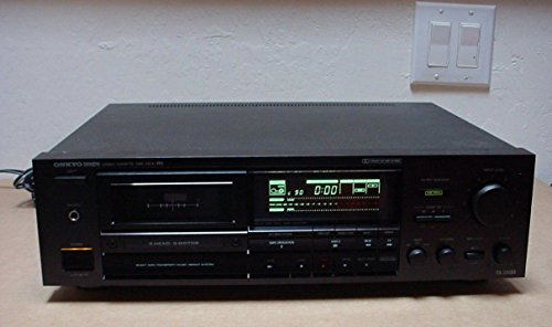 Onkyo Integra TA-2600 Cassette Tape Deck Player/Recorder 3 Head 3 Motor Dolby B