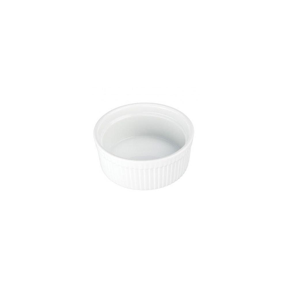 BIA Cordon Bleu Soufflé Dish - 12 oz - White