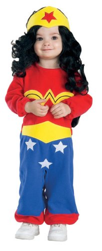 Wonder Woman Costume - Newborn (Infant Haloween Costume)