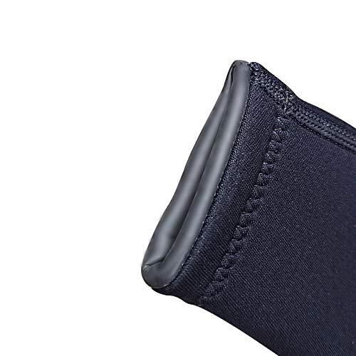 LayaTone Combinaison Haut pour Femme Premium 3mm N é opr è ne Combinaison  Haut Manches Longues ... 970afffb168