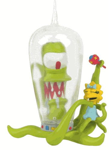 Simpsons Bust-Ups Series 1: Treehouse of Horror Kang and Alien Maggie Bust-Up