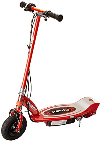 Razor E100 Scooter is a great riding toy older kids have fun with