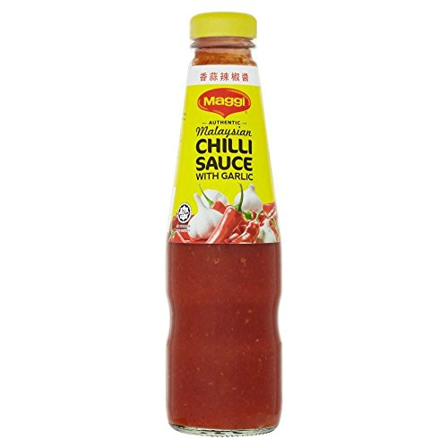 Maggi Chilli Sauce with Garlic (305g)