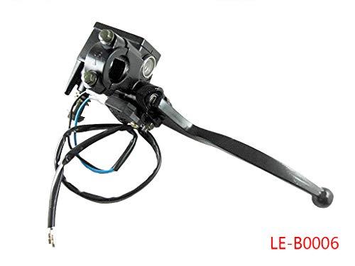 Brake Hand Handle (Right Hand Hydraulic Brake Master Cylinder with Handle Lever for 50cc 70cc 90cc 110cc 150cc ATV Quad Dirt Bike GY6 Gas Scooter TaoTao Sunl Buyang Lifan JCL Kazuma)