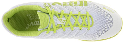 Lite Women's M Shoe Inov US White 195 6 Lime P Cross 8 F Training wZqqt7