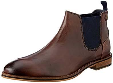 Julius Marlow Men's HOLSTER Boots, Mocha, 41 EU