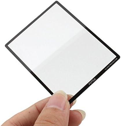 Fotga Premium LCD Screen Panel Protector Glass For 3.0 Inch Camera