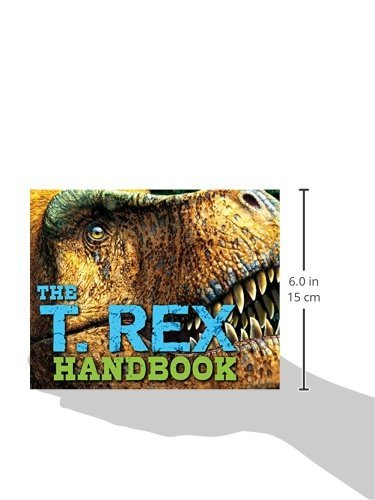 The T Rex Handbook (Discovering) by Cider Mill (Image #5)