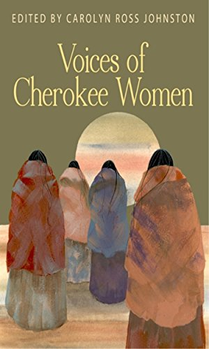 Voices of Cherokee Women